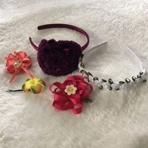 Other - Girl's hair accessories bundle